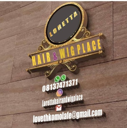 Lorettahair and wig place