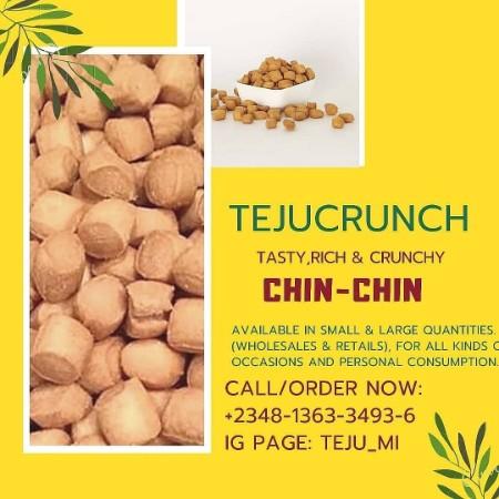 Tejucrunch chin chin