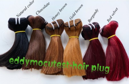 Eddymocutest-hair plug