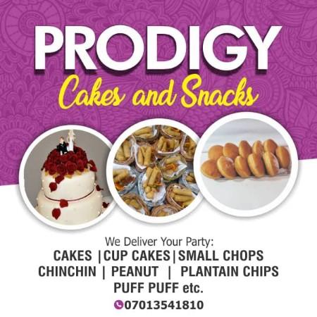 Prodigycakes