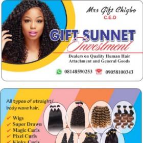 Gift Sunnet Hair