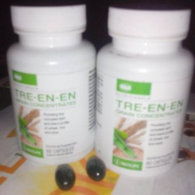 Tre en en (120 capsules) Food for your cells.