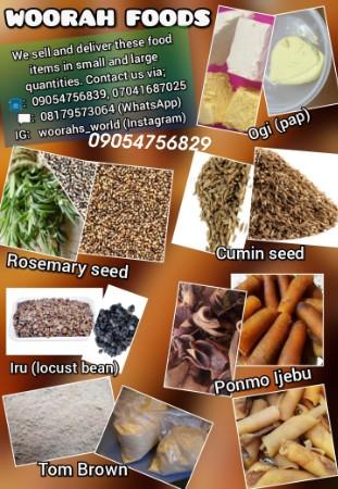 Woorah foods