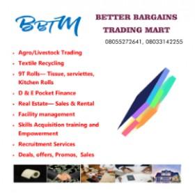 BetterBargains Trading Mart