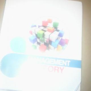 Managment Theory