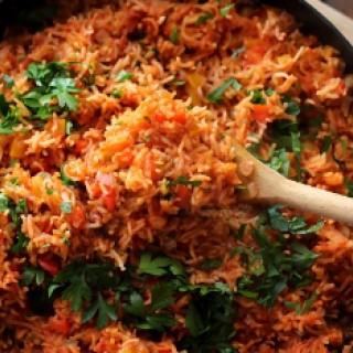 Wedding Pilaf(plov)
