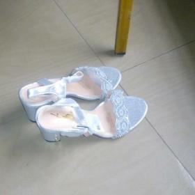 White Female Heels