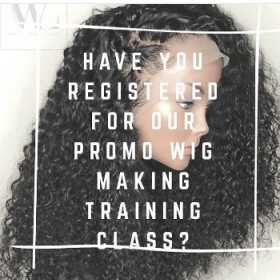 Wig Making Training Class