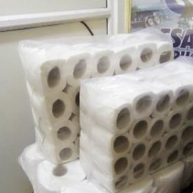 Hotel Tissue Rolls