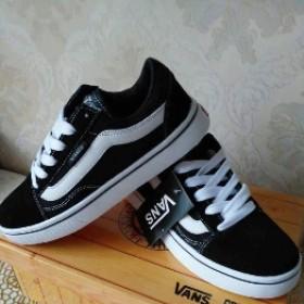 Premium Vans Classy Sneakers Black