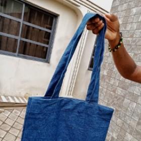 Jean Totes Bag
