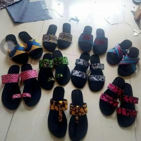 Bag, Sandals