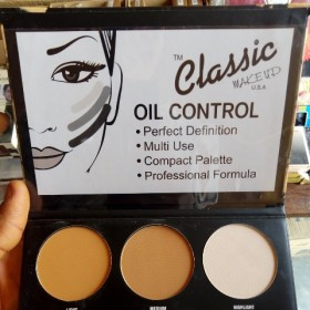 Classic Make Up (Oil Control)