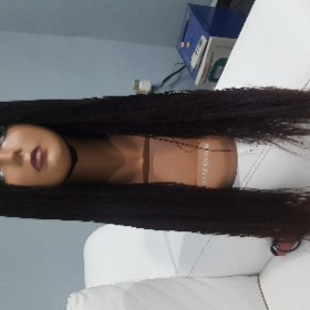 Nigerian Braided Wigs With Closure