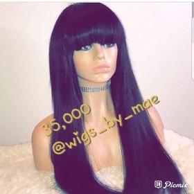 Wig Nicki