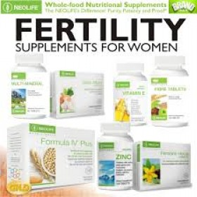 Forever Living GNLD Products for Fertility Supplement