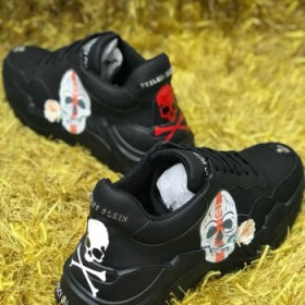 Sleek Quality Phillip Plein Sneakers