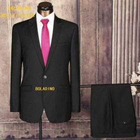 Black Italian Suits