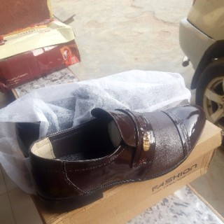 Men Business Casual Shoe