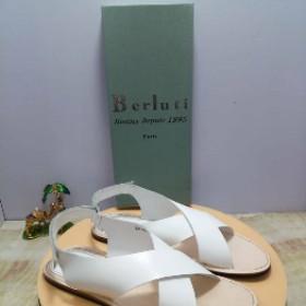 Berluti Designer Sandals