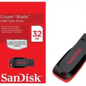San Disk Flash Drive (32GB)