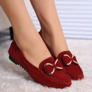 Woman Designer's Boat Shoe
