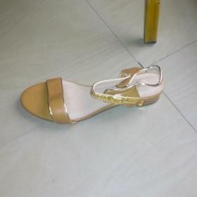 Yellow Female Footwear