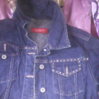 Blue Jeanjacket