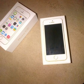 16gig Gold Iphone 5s