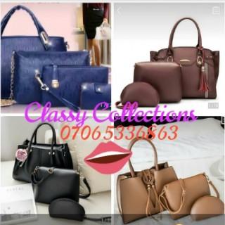 3 Set Ladies Fashion Bags