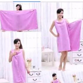 Wearable Towel, Plain & Pattern