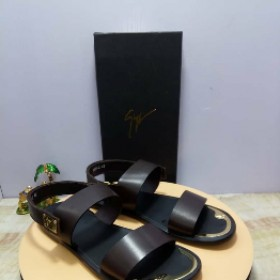 Brown Zanotti Designer Sandals