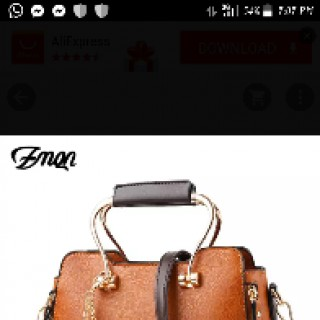 Tassel Handbag Retro