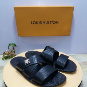 Louis Vuitton Italian Leather Slippers