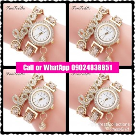 2018 Bracelets Wristwatches For Ladies