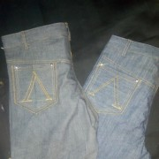 Male denim trousers