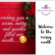 Happy Merry Month
