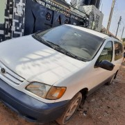 First Body Toyota Sienna