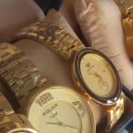 Police Wrist Watch