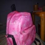 Dee N Ell Floral Backpack