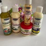 Mediana Hair care
