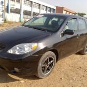 Toyota matrix 06 Nigeria Used