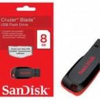 San Disk Flash Drive (8GB)