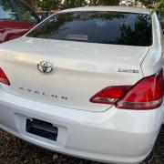 2007 Toyota avalon Keyless