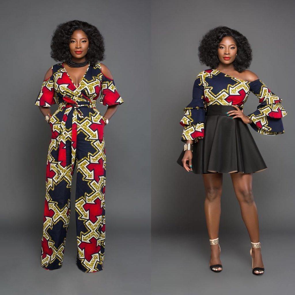 Ankara styles 2017 for ladies