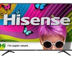 Hisense Smart Full HD TVK FREE Wall Bracket