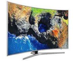 Samsung ich K UHD Curved TV MU