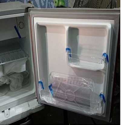 Skyrun Super Fast Freezing Low Energy Consumption Bed Side Refrigerator BCD MY L x