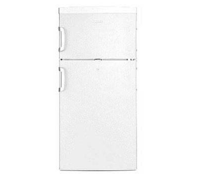 White Double Door Fridge that consumes little power
