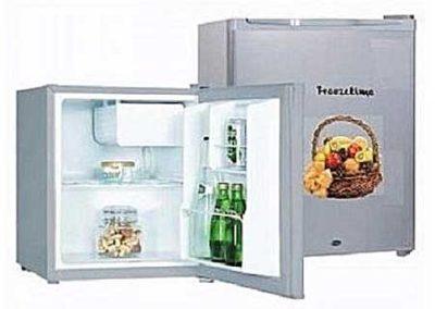 White Mini Refrigerator